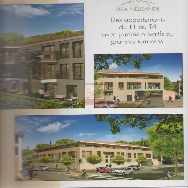 Offres de location Rez de jardin Le Tholonet 13100